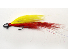peacock bass rattle jig