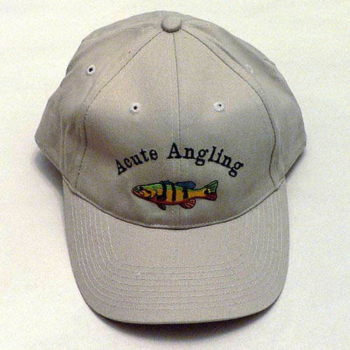 Acute Angling Baseball Cap - Acute Angling 459b78fe7b1