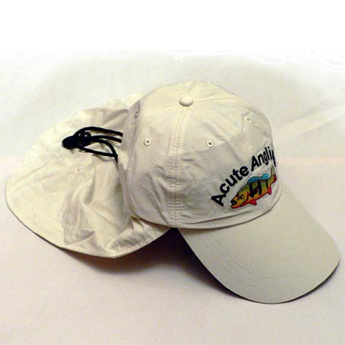 Acute angling signature fishing hat acute angling for Bass fishing hats