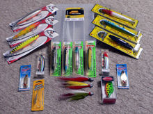 peacock bass lures