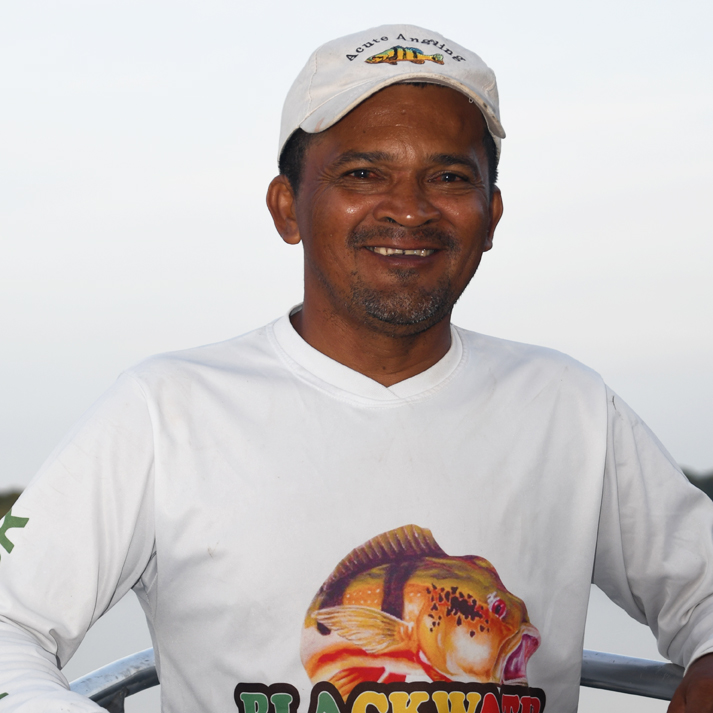 Antonio - experienced guide on Amazon fishing trips