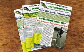 Acute Angling Newsletter