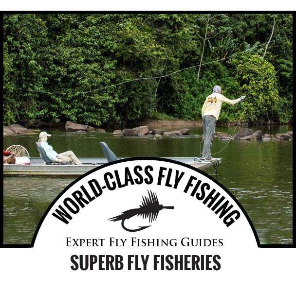 WORLD-CLASS FLY FISHING - Expert Fly Fishing Guides - SUPERB FLY FISHERIES